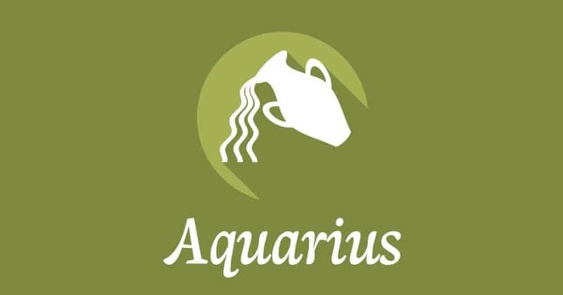 horoskop vodnář 2019